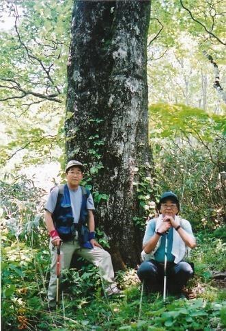 袴腰岳(青森)