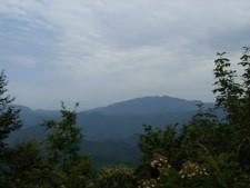 昭和村の南部にひっそりと佇む伝説の山~御前ヶ岳~(福島)