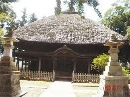 国重要文化財 佐竹寺
