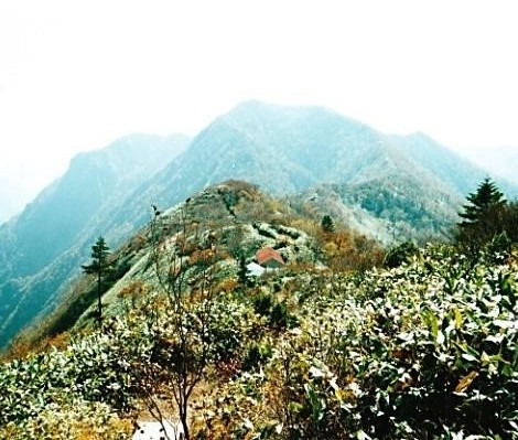 山の家~大源太・三国山