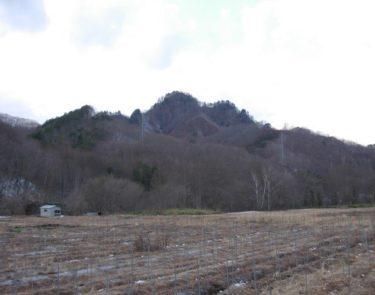 「八総のマッターホルン」と称される名山~佐倉山~(福島)