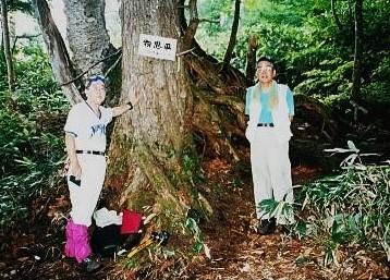 物思平にて石井さんと記念写真