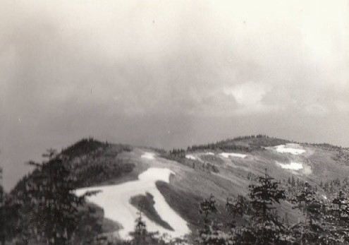 イワカガミ山
