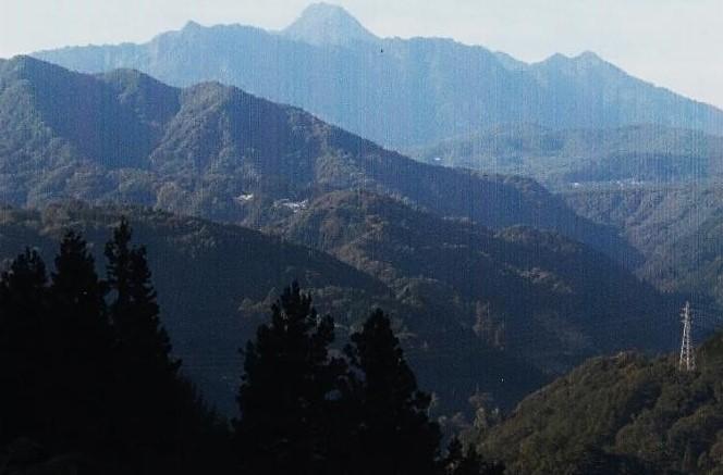 戸隠山・妙高山