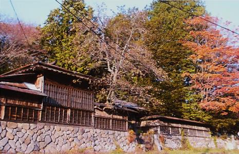 日和田の原家
