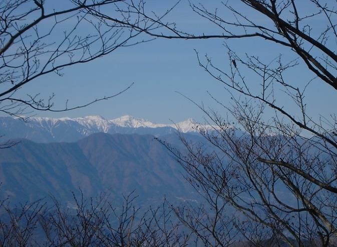 赤石岳 聖岳