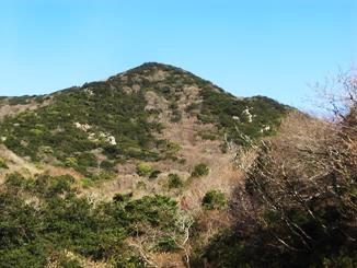アプローチが複雑な山~平氏ヶ岳~(静岡)