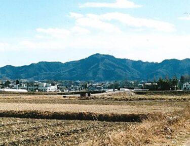 故郷の山~陣見山~(埼玉)