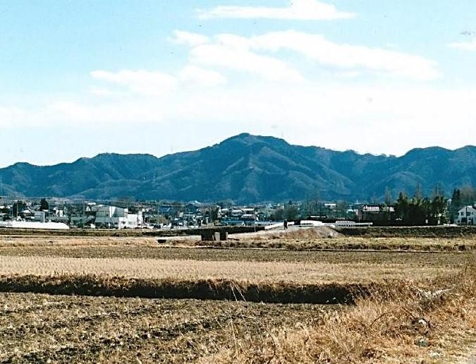 故郷の山 陣見山