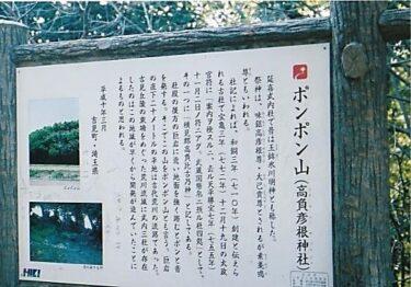 地面を踏むと音がする?~ポンポン山・日和田山・富士山~(埼玉)