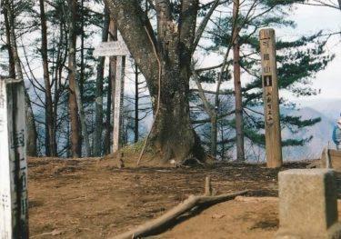 扇山の西隣にやや小ぶりのドーム型のきれいな山~百蔵山~(山梨)