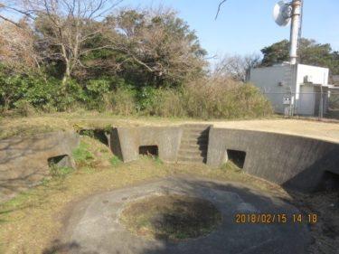 相模湾から東京湾、伊豆大島や房総半島が望める~三浦富士・砲台山・武山~(神奈川)