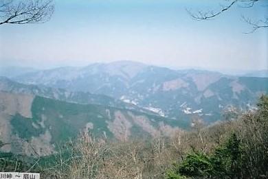 浅川峠~扇山