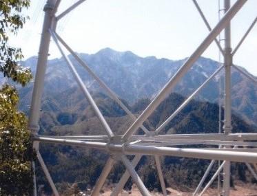 鉄塔から熊倉山 (2)