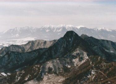 頂上からの眺望抜群の山~天狗山・男山~(長野)