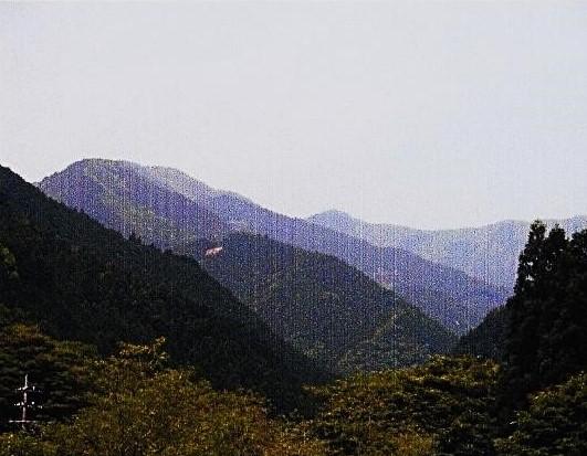 八ヶ原~武川岳