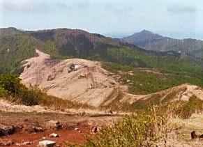 鉢伏山~高丸山