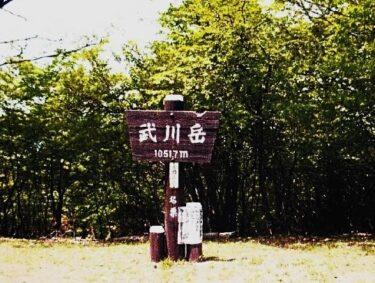 ヒマラヤ登山の練習を兼ねておひとり山旅で奥武蔵へ|武川岳(埼玉)