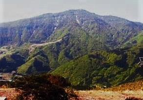 氷ノ山(1510m)