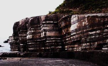 高山岬・フォルンフェル断層