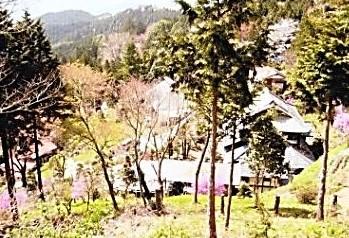 高山 黒門集落