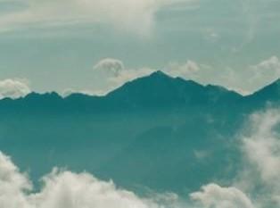 ロープウェイより~木曽駒ヶ岳