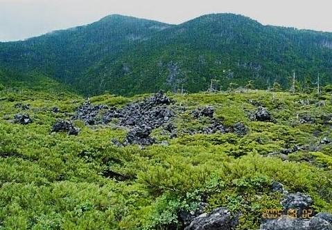 ビラタス・坪庭~北横岳