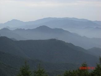 西上州の山々
