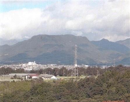 上州三峰山