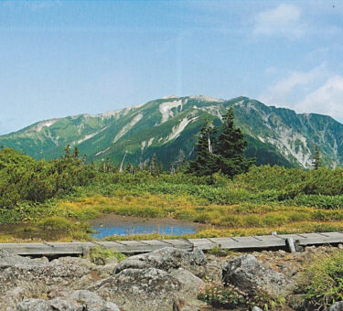 薬師岳|北アルプス立山連峰の一峰☆大展望と日本最大のカールが魅力(富山)